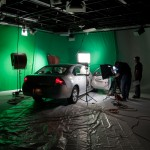 """Heads Up"" Infomercial - Soundstage shots at Rocky Mnt. A/V"
