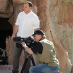 Travis Ford & Kevin Mauch - On location in Las Vegas.